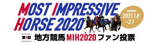 地方競馬MIH2020ファン投票